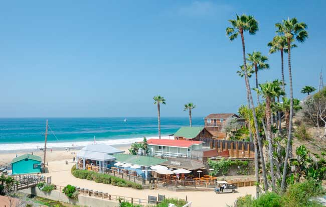 Santa Ana is the second most populous city of the Orange County in California (USA)
